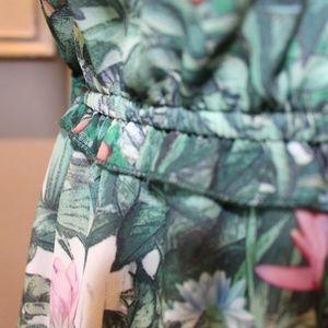 H&M Dresses - H&M Conscious Collection Floral Maxi Dress Size 6